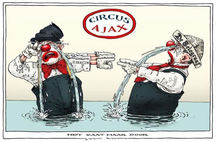 151115 circus ajax