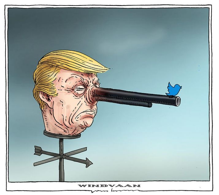 170228 trump windvaan