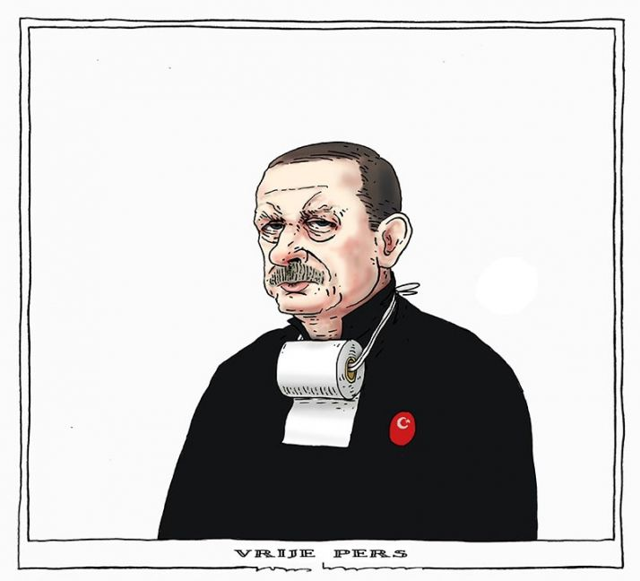 170725 erdogan vrije pers