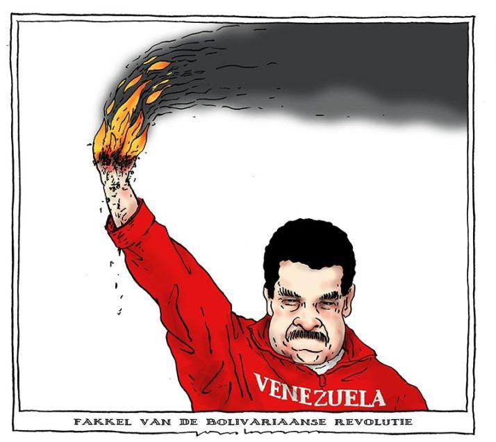 170801 maduro venezuela