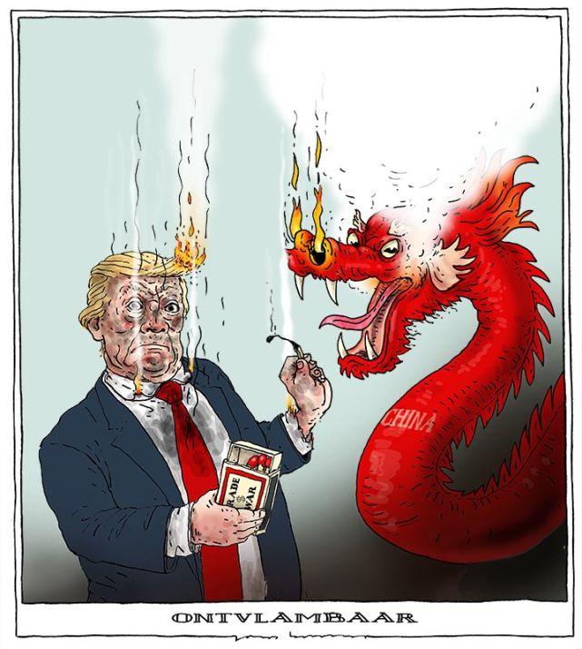 190806trumpchinahandelsoorlog